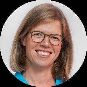 Dr. Katja Wolf, Weiterbildungsassistentin der Hohenstaufenpraxis in Wäschenbeuren